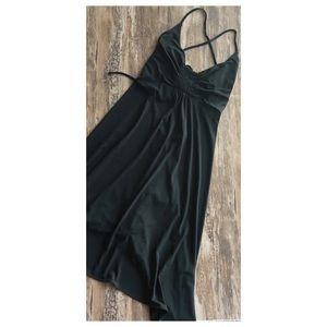 Moda International | Openback High-Low Dress
